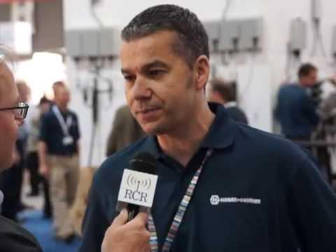 #CTIA13 Huber Suhner Overview With Drew Martin
