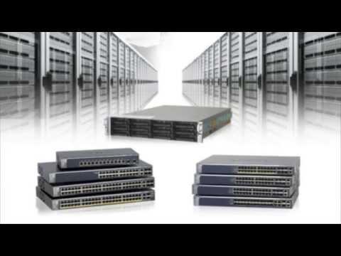 NETGEAR Managed Switch: Virtualization And Storage Video
