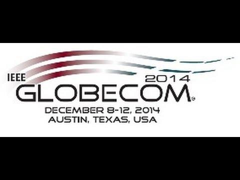 #GLOBECOM: Keynote--Next-Generation Tools For Next-Generation Wireless Research