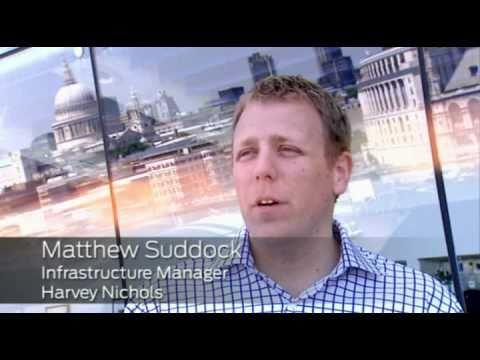 Customer Testimonial: Harvey Nichols Implements A High Performance Security Infrastructure