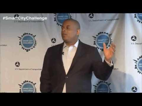 #SmartCityChallenge: U.S. DoT Secretary Introduction