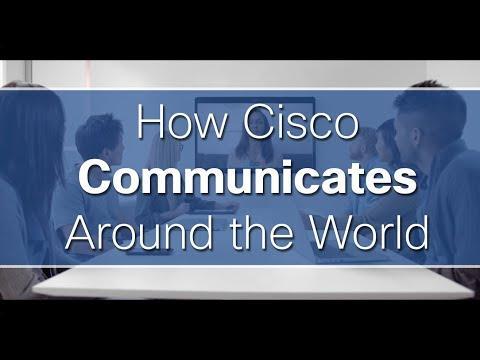 How Cisco Communicates Around The World