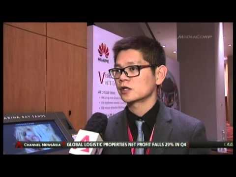 CCW 2014:Interview With Huawei's VP  On Huawei's Enterprise Wireless Solution