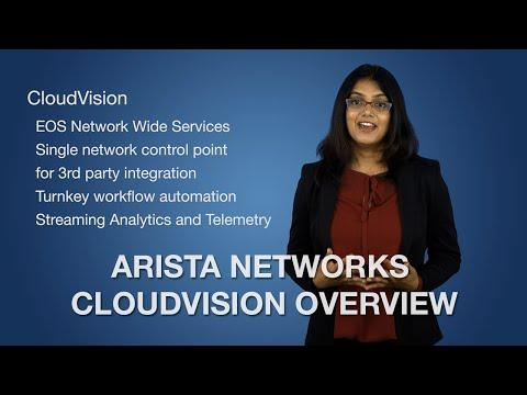 CloudVision Overview