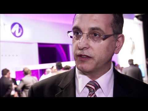 Alcatel-Lucent At Mobile World Congress 2011 - Day 3