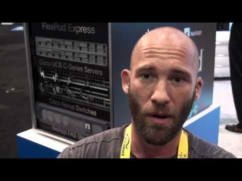 Cisco Flexpod At Cisco Live 2013