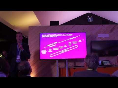 #TMFLive: Ericsson Discusses Digitalization, Network Management