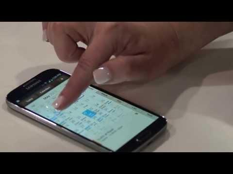 Samsung Galaxy S4 Demo