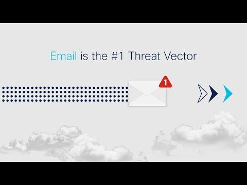 Cisco Cloud Mailbox Defense Stops Email Threats