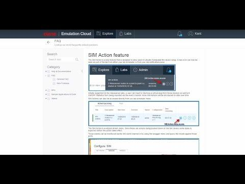 Ciena Emulation Cloud Overview Demonstration