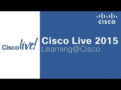 Cisco Live 2015 San Diego Coverage - Learning@Cisco