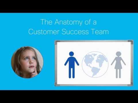 Customer Success Talk – The Anatomy Of A Customer Success Team