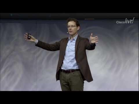 Cisco Live 2017: Reimagining The Network: Web Scale In The Enterprise - Jonathan Davidson