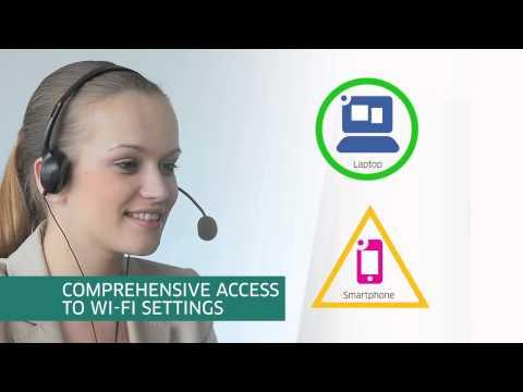 Alcatel Lucent Motive: Fixed Mobile Convergence