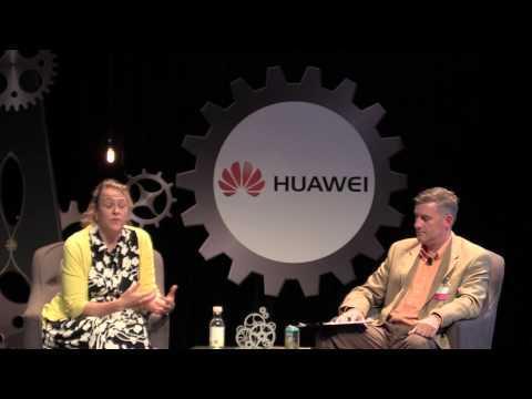 #TC32014 Sue Igoe Of Telefonica Part 2