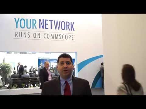 #MWC15: CommScope Company And Product Overview