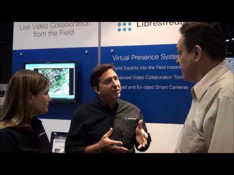 Cisco Live Librestream Internet Of Things Booth Update