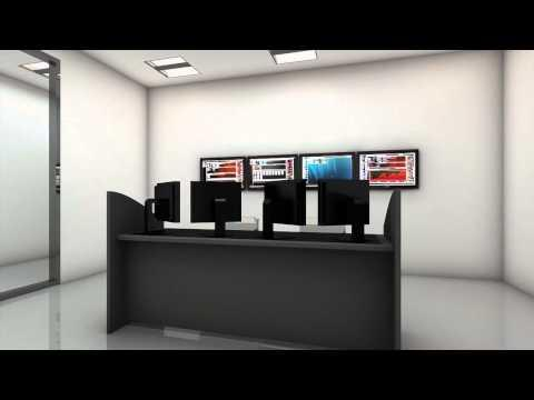 CyrusOne Data Centers - Sterling, Virginia, Virtual Tour
