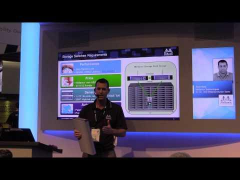 VMworld 2015:  Ethernet Switch Storage Solutions