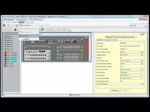 H.248 Branch Gateway And SNMP Setup