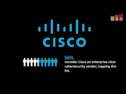 The Characteristics Of An Enterprise-class Cybersecurity Vendor
