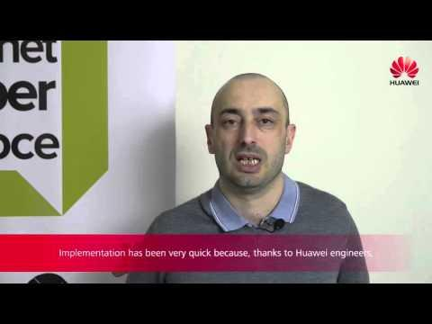 Case Study ELTE 2015: Go Internet Boosts ROI With Huawei ELTE Wireless Technology