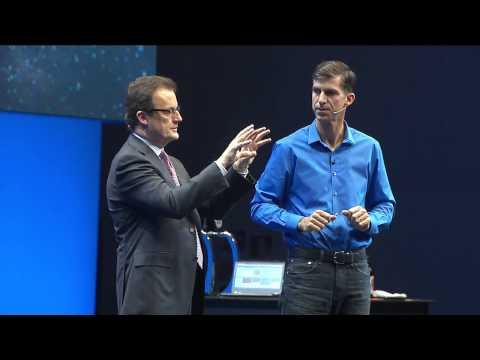 Cisco Live Milan 2014 Keynote Demo