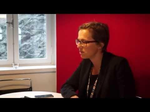 #Ericsson: Helena Norrman Talks Company Strategy