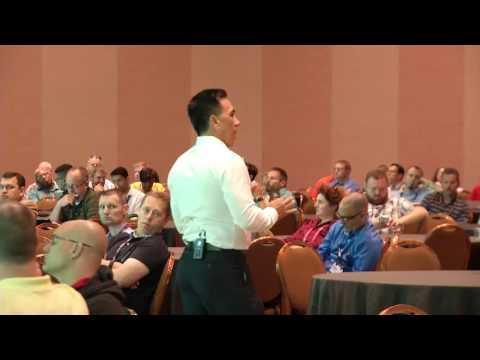 Cisco Live 2016: IT Management Session