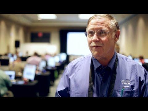 Cisco Live 2013 Behind The Scenes #8 | CCNA Labs
