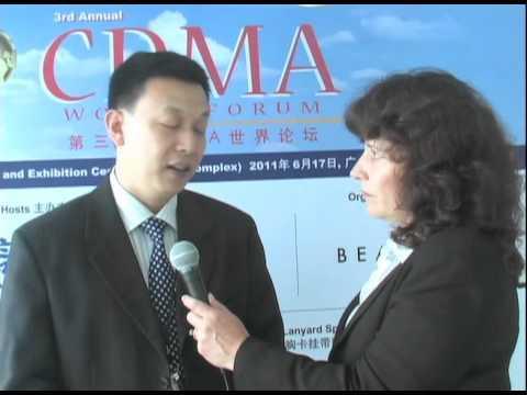 Global CDMA Operation And Development Forum: Zeng Hong Jian Of China Telecom Discusses Growth