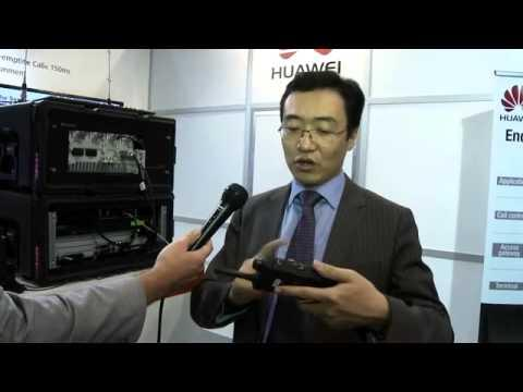 Press Interview:Huawei's Pablo Cui On Huawei's ELTE Solutions