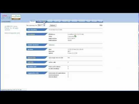 How To Enable HTTP Access To The Avaya Aura® Session Border Controller Web Interface
