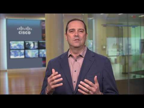 Chuck Robbins' Invitation To Cisco Live