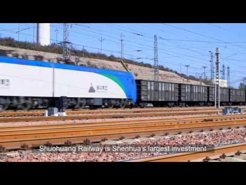 Huawei ELTE Solution:Shuohuang Railway Case Study