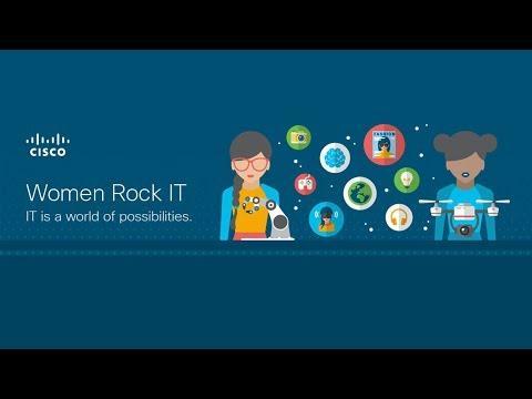 Woman Rock IT: Tech Girls Are Superheroes