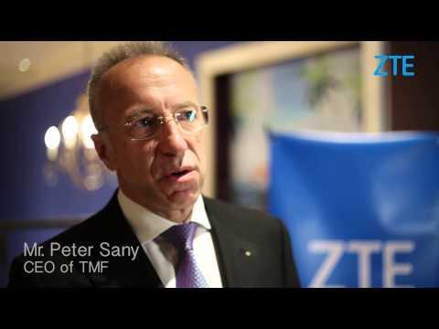 ZTE Wins TMF President's Award At 2015 TM Forum Global Summit