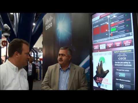 Automation Fair 2013: Cisco And X20 At Rockwell Automation Fair