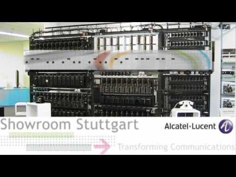 Alcatel-Lucent Showroom - Performance Management Mit VitalSuite