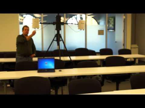 Demo: High Availability MST200 Point-2-Point (PtP) Wireless Bridge Link