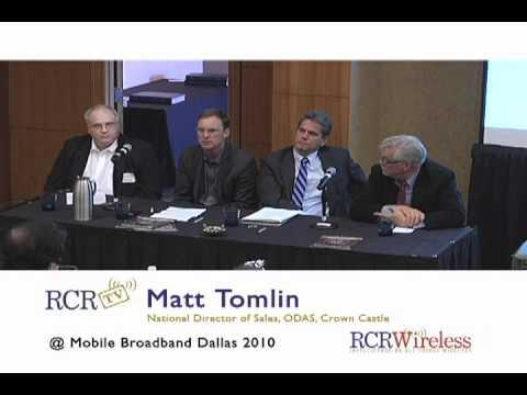 Mobile Broadband Dallas 2010: Network Coverage And Capacity