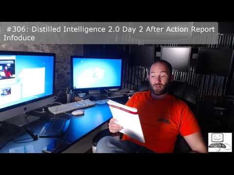 Episode 306: Distilled Intelligence 2 Day 2 After Action Report