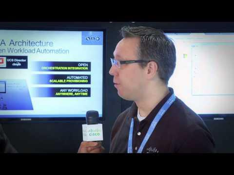 Cisco Dynamic Fabric Automation (DFA) At Interop Las Vegas 2014