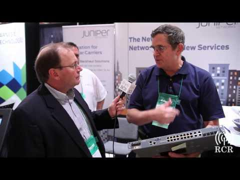 2012 CCA: Juniper Networks Showcases Award Winning ACX Access Router