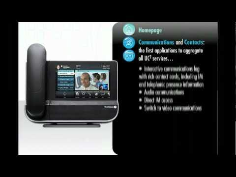 Alcatel-Lucent MyIC Phone