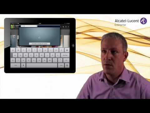 Alcatel-Lucent - OpenTouch Conversation Für Das Apple IPad