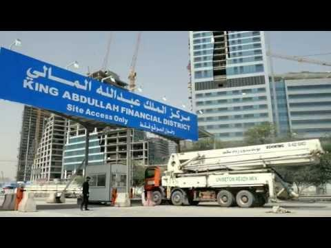 King Abdullah Financial District Cisco Case Study