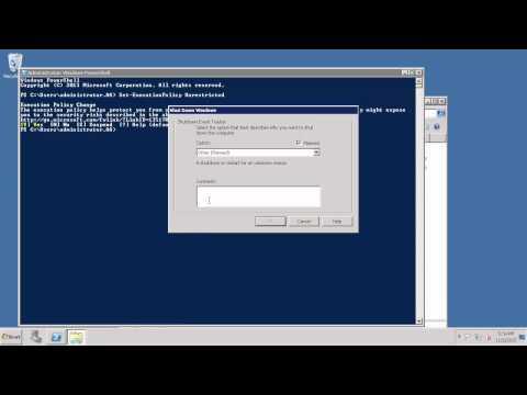Deploy DR2000v Into Microsoft 2008 R2 Hyper-V Environment