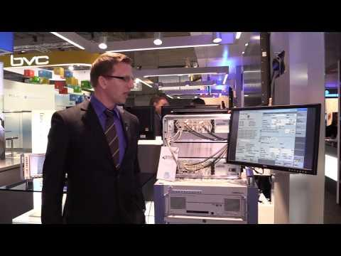 #MWC15: Rohde & Schwarz Explains Four-component Carrier