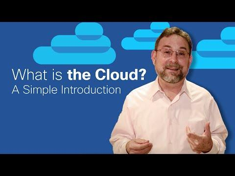 What Is The Cloud? A Simple Introduction
